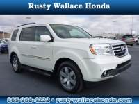 Pre-Owned 2015 Honda Pilot Touring 4dr SUV FWD