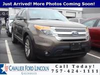 2015 Ford Explorer XLT SUV V6 TIVCT ENGINE