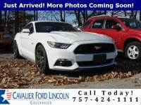 2016 Ford Mustang GT Premium COUPE TI-VCT V8