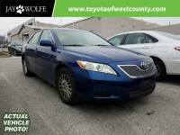 Pre-Owned 2007 TOYOTA CAMRY 4DR SDN I4 AUTO LE Front Wheel Drive 4 Door Sedan