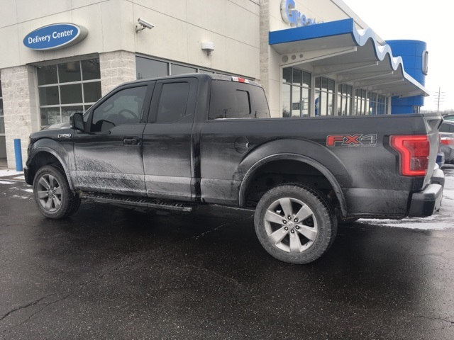 Photo Used 2015 Ford F-150 Lariat in Akron OH