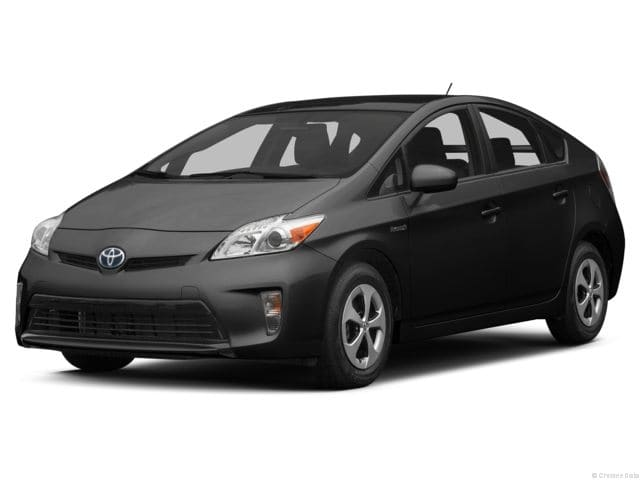 Photo Pre-Owned 2013 Toyota Prius One Hatchback in Corte Madera, CA