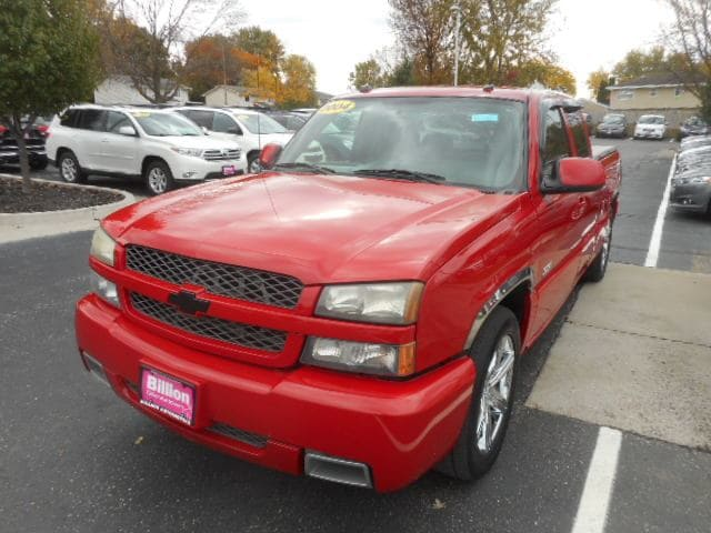 Photo 2004 Chevrolet Silverado 1500 SS Truck Extended Cab