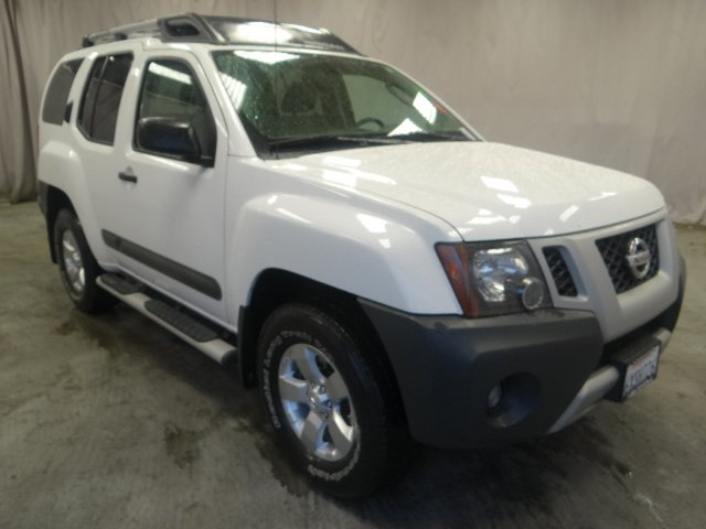 Photo Used 2012 Nissan Xterra S 4x4 A5 For Sale in Sunnyvale, CA