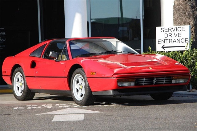 Photo Used 1988 Ferrari 328 GTS S For Sale Scottsdale, AZ