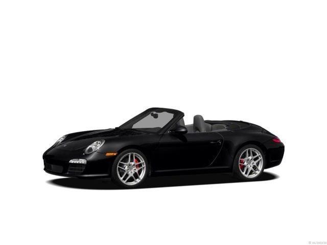 Photo Used 2012 Porsche 911 Carrera 4 GTS Cabriolet For Sale Scottsdale, AZ