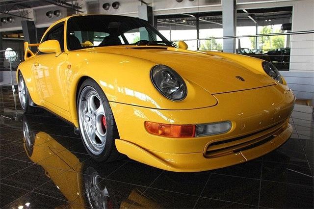 Photo Used 1996 Porsche 993 RS For Sale Scottsdale, AZ