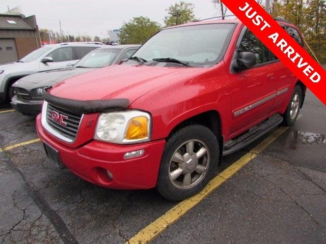 Photo 2002 GMC Envoy SLE SUV