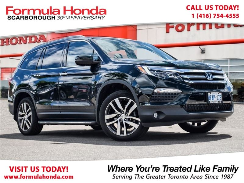 Photo Certified Pre-Owned 2016 Honda Pilot 100 PETROCAN CARD NEW YEARS SPECIAL AWD