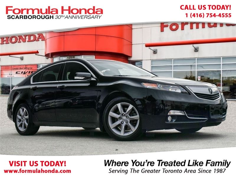 Photo Pre-Owned 2014 Acura TL 100 PETROCAN CARD NEW YEARS SPECIAL FWD Car