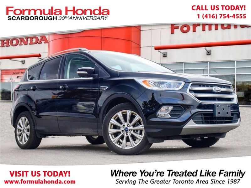 Photo Pre-Owned 2017 Ford Escape 100 PETROCAN CARD NEW YEARS SPECIAL 4x4 Sport Utility
