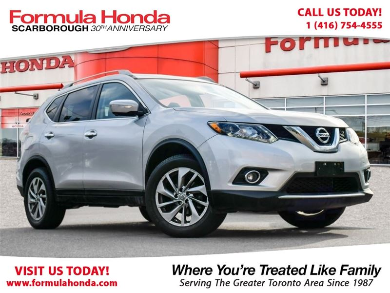 Photo Pre-Owned 2015 Nissan Rogue 100 PETROCAN CARD NEW YEARS SPECIAL AWD