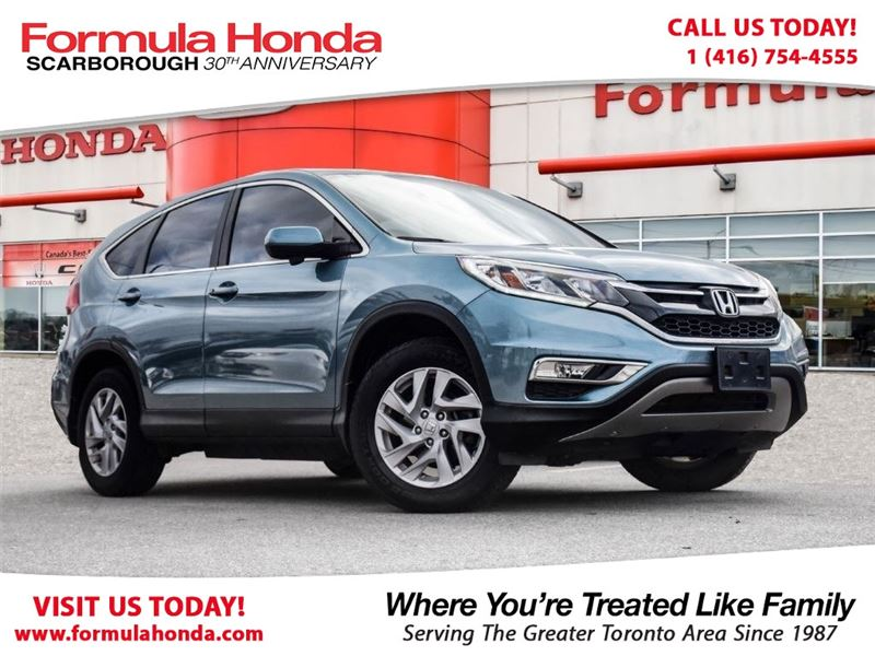 Photo Certified Pre-Owned 2015 Honda CR-V 100 PETROCAN CARD NEW YEARS SPECIAL AWD