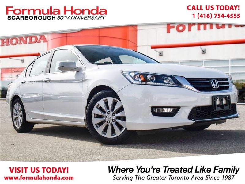 Photo Certified Pre-Owned 2014 Honda Accord Sedan 100 PETROCAN CARD NEW YEARS SPECIAL FWD Car