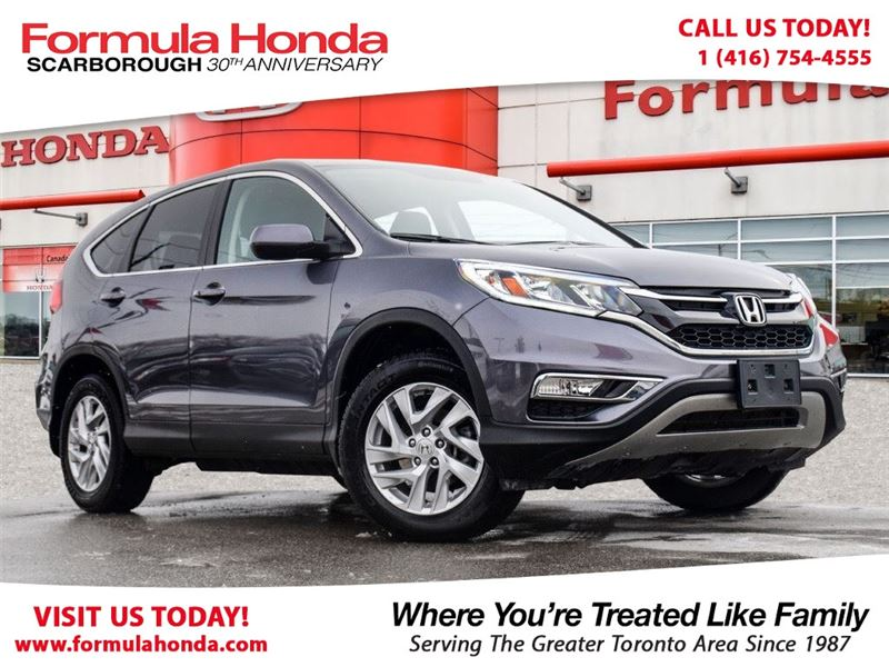 Photo Certified Pre-Owned 2016 Honda CR-V 100 PETROCAN CARD NEW YEARS SPECIAL AWD