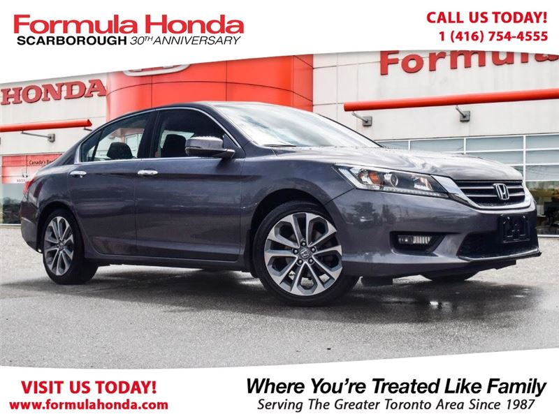 Photo Pre-Owned 2014 Honda Accord Sedan 100 PETROCAN CARD NEW YEARS SPECIAL FWD Car