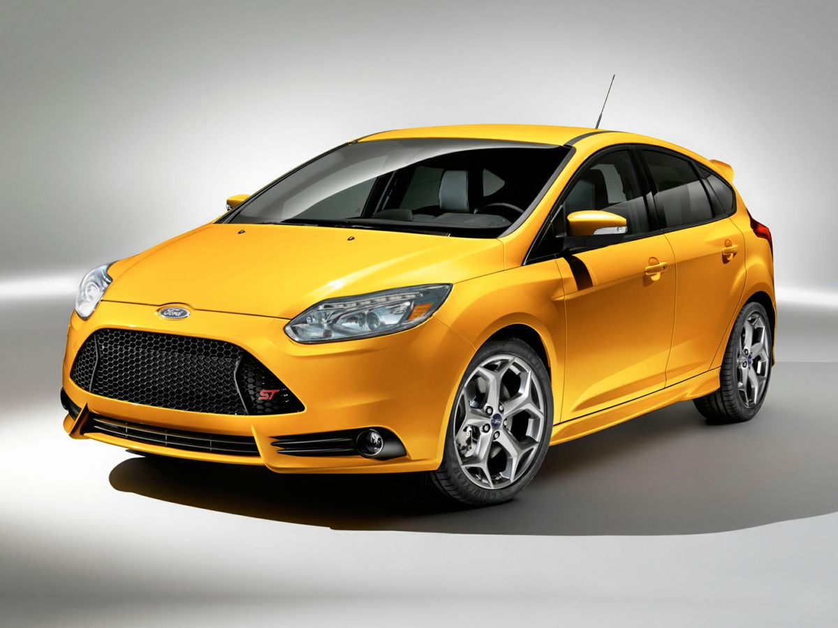 Photo Used 2014 Ford Focus ST Base for Sale in Tacoma, near Auburn WA