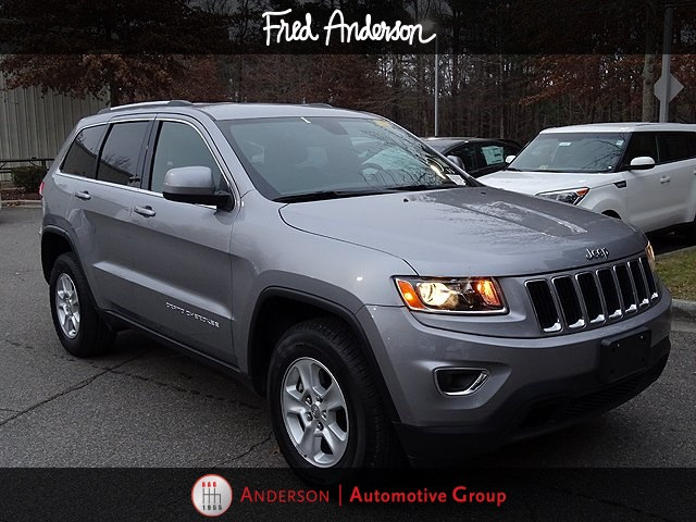 Photo Pre-Owned 2016 Jeep Grand Cherokee Laredo SUV For Sale  Raleigh NC