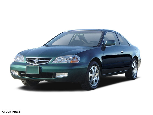 Photo Used 2003 Acura CL 3.2 Coupe in Greenville