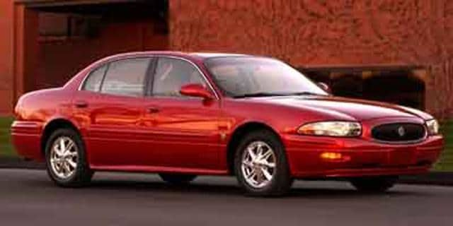 Photo 2004 Buick Lesabre 4dr Sdn Custom in Salem, OR