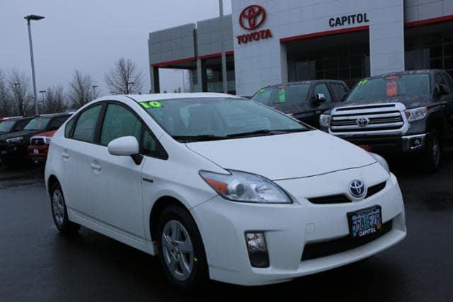 Photo Used 2010 Toyota Prius 5dr HB II in Salem, OR