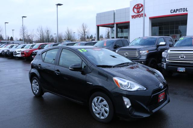 Photo Used 2015 Toyota Prius c 5dr HB Two in Salem, OR