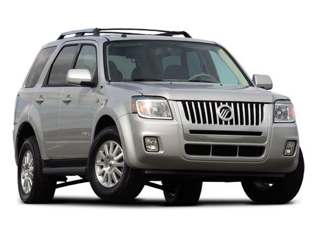 Photo Pre-Owned 2008 Mercury Mariner 4DR WGN 4WD 4WD
