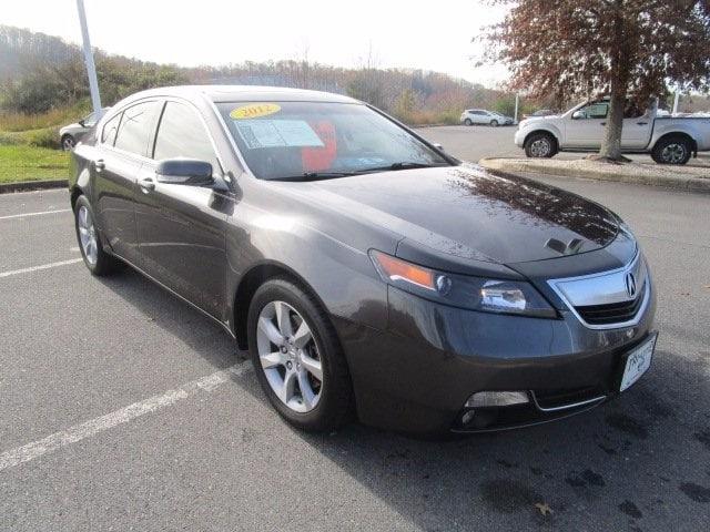Photo Used 2012 Acura TL For Sale  Johnson City, Near Bristol, Kingsport, Greenville, Tri-Cities, TN