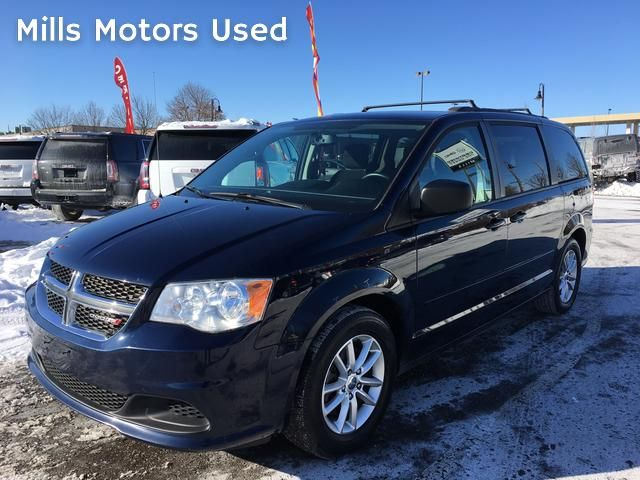 Photo Certified Pre-Owned 2013 Dodge Grand Caravan Backup Camera Hands-Free 3.6L Automatic