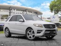 Used 2015 Mercedes-Benz ML350 4MATIC SUV