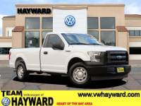 2017 Ford F150 Regular Cab Xlt 8 Ft Truck Regular Cab