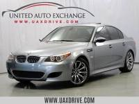 2007 BMW 5 Series M5 W/ 6-Speed Manual Trans - Navi - Parking Sensors - Heated/Cooled Seats - Alcantara Headliner