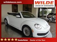 Pre-Owned 2015 Volkswagen Beetle 2dr Auto 1.8T Classic PZEV FWD Convertible