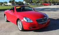 Pre-Owned 2002 Lexus SC 430 2dr Convertible RWD Convertible