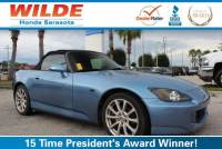 Pre-Owned 2003 Honda S2000 2dr Conv RWD Convertible