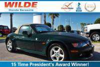 Pre-Owned 1998 BMW 3 Series Z3 2dr Roadster 2.8L RWD Convertible