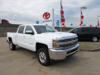 Used 2016 Chevrolet Silverado 2500HD LT Truck 4WD For Sale in Houston