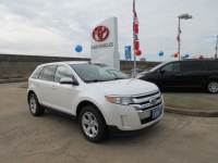 Used 2012 Ford Edge SEL SUV FWD For Sale in Houston