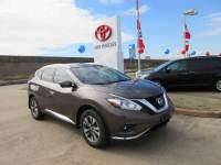Used 2015 Nissan Murano SL SUV FWD For Sale in Houston