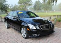 Pre-Owned 2010 Mercedes-Benz E-Class 4dr Sdn E 350 Sport RWD RWD 4dr Car