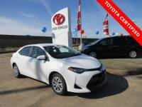 Certified 2017 Toyota Corolla LE Sedan FWD For Sale