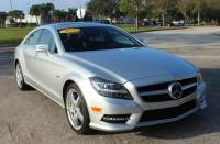 Pre-Owned 2012 Mercedes-Benz CLS 4dr Sdn CLS 550 RWD RWD Coupe