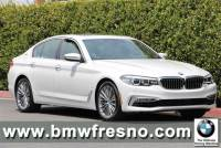 Used 2018 BMW 5 Series 530e Iperformance Plug-In Hybrid Car in Fresno