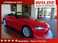 Pre-Owned 2007 Honda S2000 2dr Conv RWD Convertible