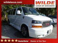 Pre-Owned 2015 GMC Savana EXPLORER CONVERSION RWD Full-size Cargo Van