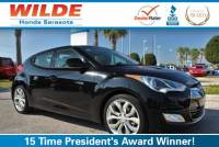 Pre-Owned 2013 Hyundai Veloster 3dr Cpe Auto w/Black Int FWD 3dr Car