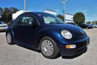 Pre-Owned 2004 Volkswagen New Beetle 2dr Cpe GL Manual FWD 2dr Car