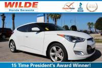 Pre-Owned 2014 Hyundai Veloster 3dr Cpe Man w/Black Int FWD 3dr Car