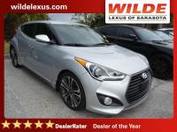 Pre-Owned 2016 Hyundai Veloster 3dr Cpe Auto Turbo FWD 3dr Car