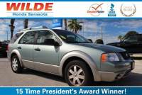 Pre-Owned 2006 Ford Freestyle 4dr Wgn SE FWD Sport Utility